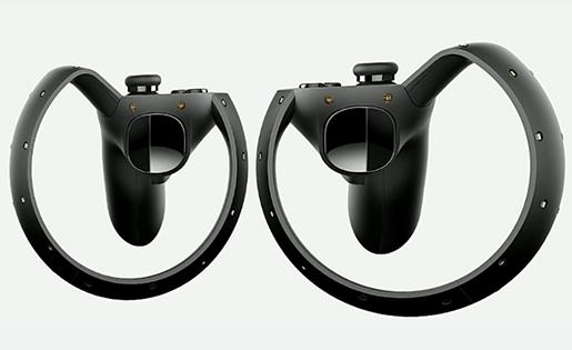 L'Oculus Touch reporté