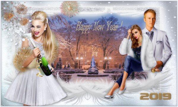 Vos Cadeaux - Bonne Année 2019