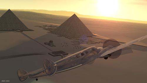 Quelles forces dégagent donc les pyramides ?