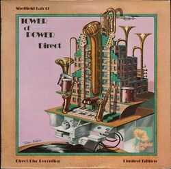 Tower Of Power - Direct - Complete LP