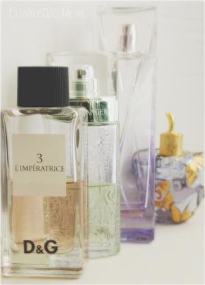Moi et le parfum
