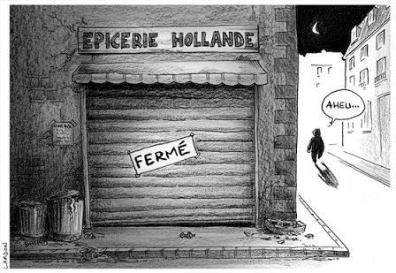 Cette fois, ça y est : Hollande, c'est terminé !