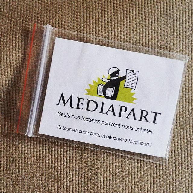 Front national: des sociétés de journalistes soutiennent Mediapart et Quotidien