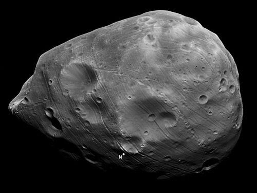 Le mystère de Phobos