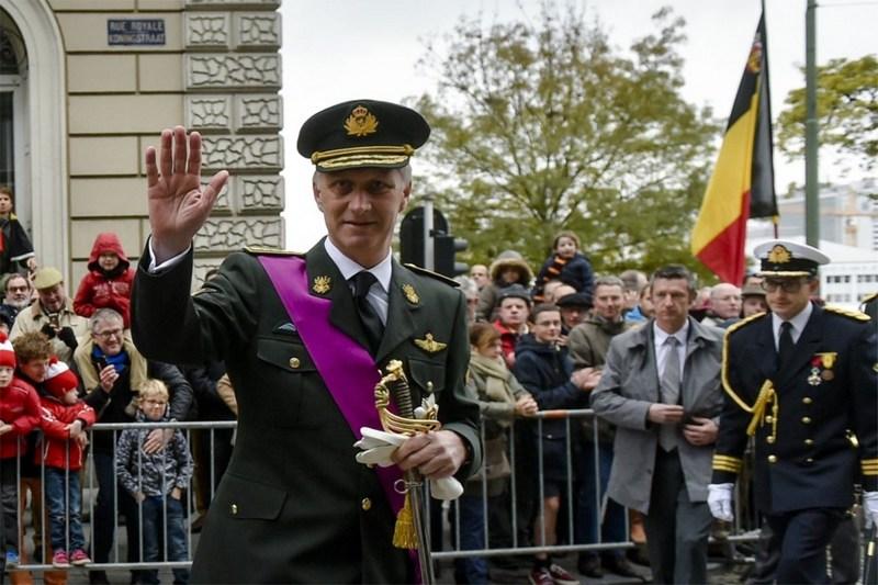 Armistice en Belgique