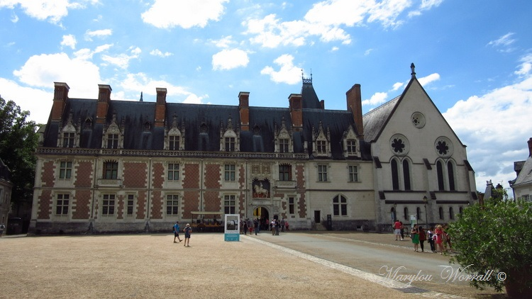 Blois et son château