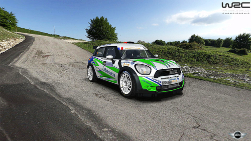 Mini Countryman S2000