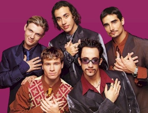 BACKSTREET BOYS - Show Me the Meaning of Being Lonely (Soft Rock Café)