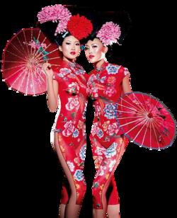 Femmes asiatique