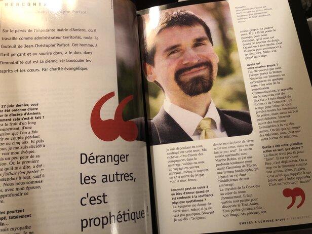 """Raphaëlle Simon on Twitter: """"Merci Jean-Christophe Parisot pour votre vie.  Souvenir d'une ITW pour @ombres_lumiere « la lumière d'une rencontre  »...… https://t.co/EZUrgRYstB"""""""