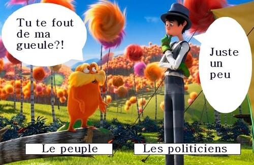 la politique pour moi