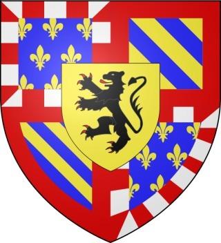 Blason de Jean sans Peur (XIVe siècle)