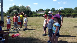 Journées multisports du 15 juillet et course d'orientation 16 juillet