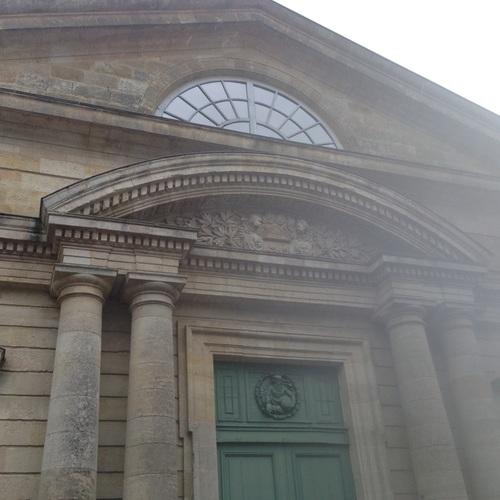 Église Saint Martin à Blanquefor
