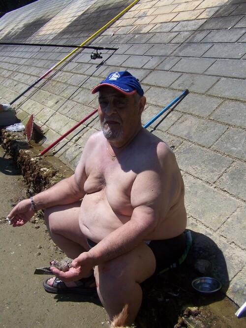 Les pêcheurs du canal de Capbreton