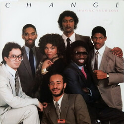 Change - Sharing Your Love - Complete LP