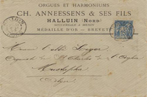 L'orgue Anneessens de Petit-Enghien - Les Anneessens, une dynastie, une famille