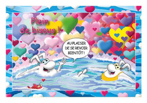 Cartes postales cure &thalasso