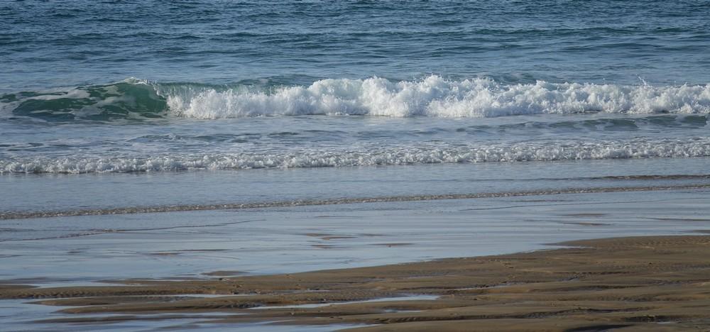 Balade d'après Noël, au bord de l'Océan (2/2)...