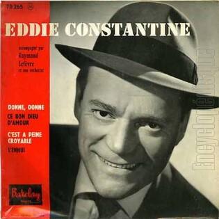 Eddie Constantine, 1959