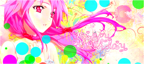 Happy Birthday Shiko ~ ♥