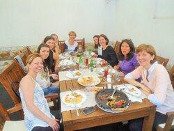 Déjeuner des bénévoles de SA