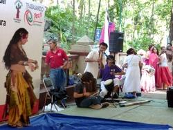 Evento cultural Ocampo