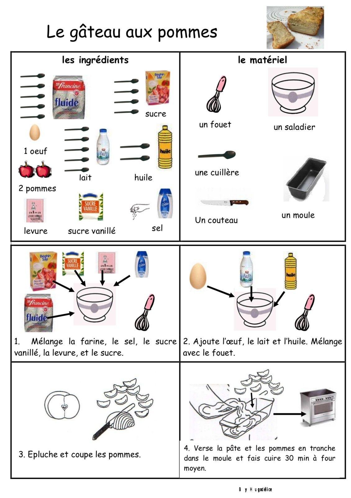 """Résultat de recherche d'images pour """"recettes maternelle"""""""