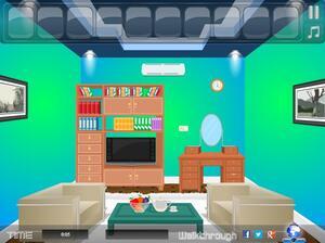 Fancy room escape
