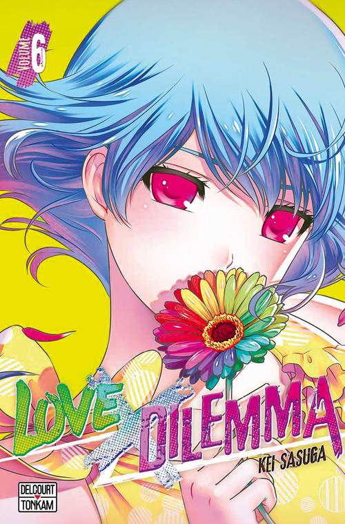 Love x dilemma - Tome 06 - Kei Sasuga