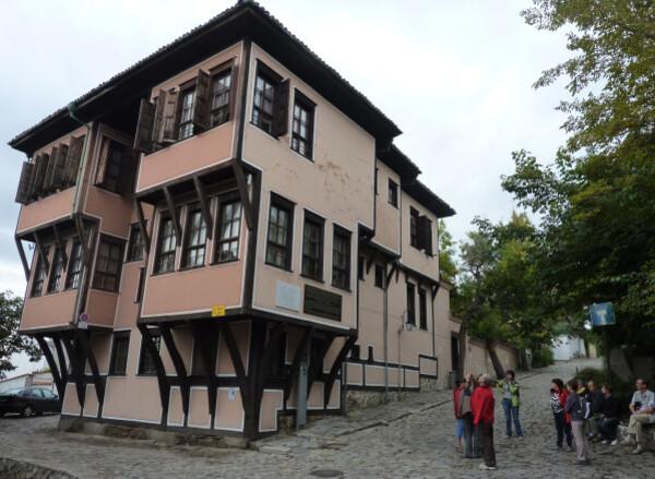 Jour 9 - Ploviv - Vieilles maisons Maison de Lamartine