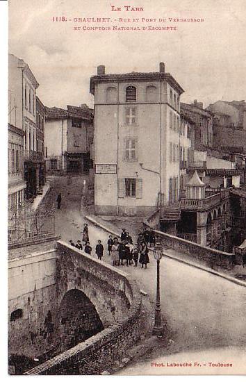Le Ruisseau de Verdaussou