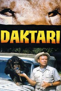 """Daktari (1966/1969) : """"Cette série raconte le quotidien de Marsh Tracy, un vétérinaire qui dirige un centre d'études sur le comportement des animaux, à Wameru, quelque part au Kenya. Mais les véritables héros de la série sont Judy, une guenon impertinente et Clarence, un lion nonchalant doté d'un fort strabisme."""" ... ----- ...  Acteurs : Marshall Thompson, Cheryl Miller, Judy la chimpanzée et Clarence le lion, ... Origine : USA Genre : Aventures exotiques Durée d'un épisode : 50 minutes Année de production : 1966 à 1969 Episodes : 4 Saisons - 87 épisodes et 1 Film inaugural"""