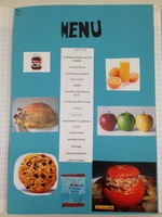 Votez pour les menus les mieux équilibrés