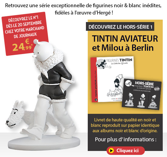 n 1 hors s rie figurines tintin l 39 encyclo des n 1. Black Bedroom Furniture Sets. Home Design Ideas