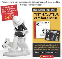 N° 1 Hors-série figurines Tintin
