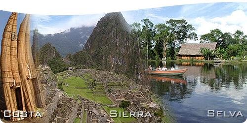 Le Pérou...!!!