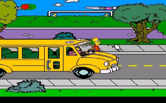 The Simpsons Bart's Nightmare s