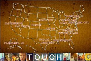 """Touch saison 1 """"News"""""""