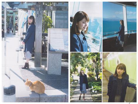 Magazine : ( [blt graph.] - vol.27 / 2018.01 - Riho Yoshioka, Rika Watanabe, Sayuri Inoue & Mai Fukagawa )