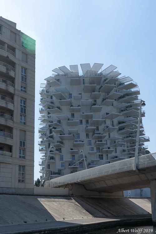 Montpellier - Art chitecture (2)
