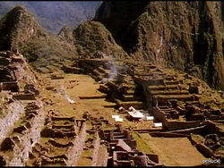 LE SECRET DES INCAS (1954)