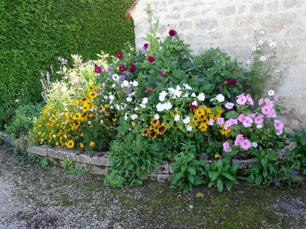 Minot, village fleuri...