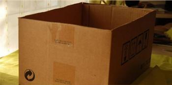Boite carton rangement 02