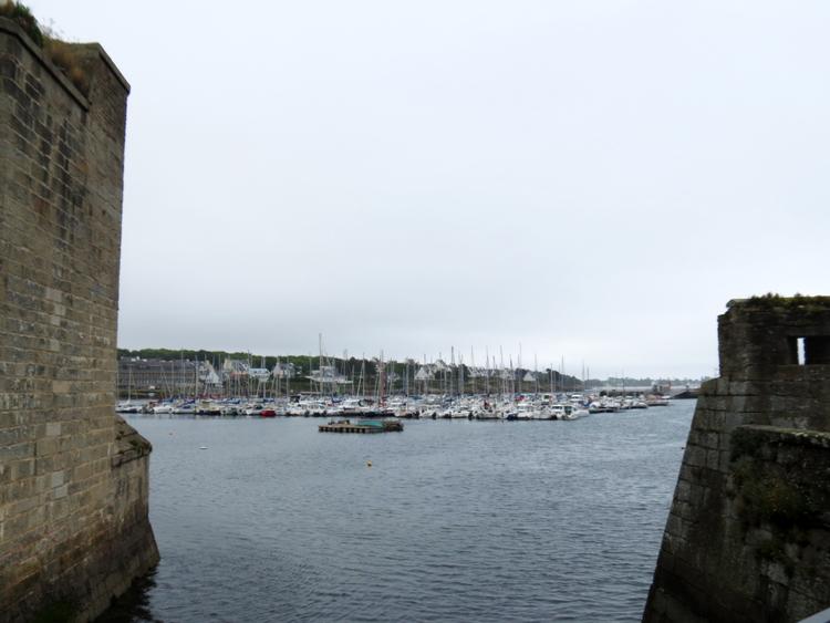 Visite en famille dans le Finistère