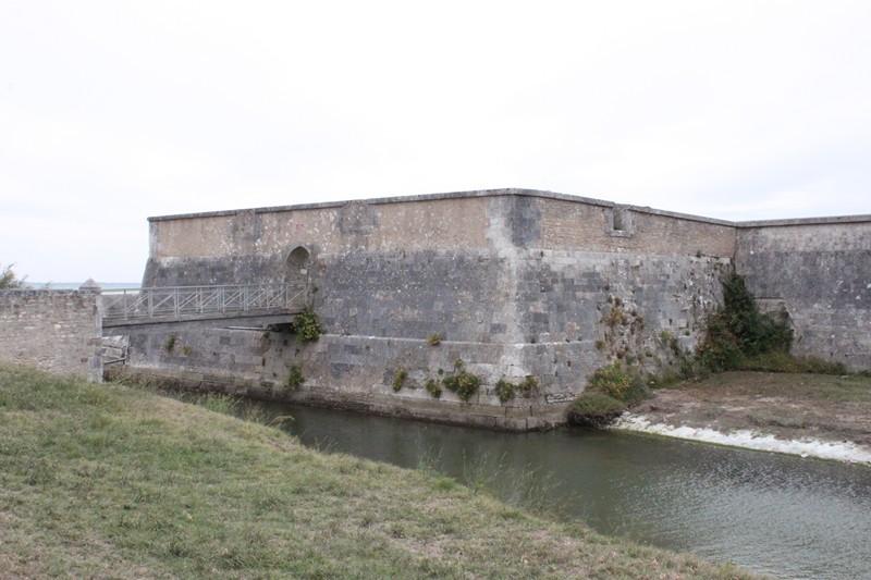 828 - Le Château d'Oléron !