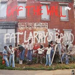 Fat Larry's Band - Off The Wall - Complete LP