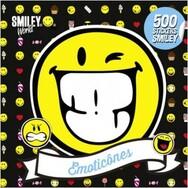 500 stickers Smiley- Emotciones