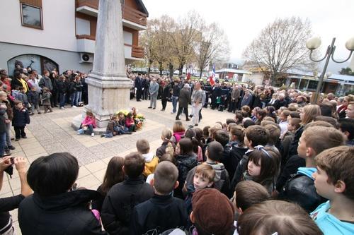11/11/11 Cérémonie du 11 novembre 2011