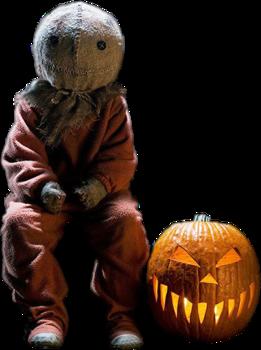 Halloween frisson